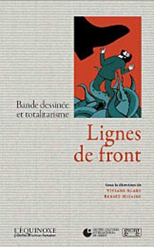 Lignes de front : Bande dessinée et totalitarisme