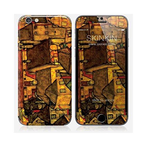 iPhone 6 Skin, Sticker, Schutzfolie - Originales Design : Ville Jaune von Egon Schiele