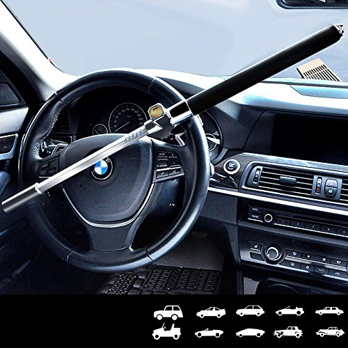 GreenKit-Steering-Wheel-Lock-veicolo-di-sicurezza-universale-resistente-antifurto-auto-accessori-regolabile-serratura-con-3-chiavi-heavy-Weight-martello-di-sicurezza