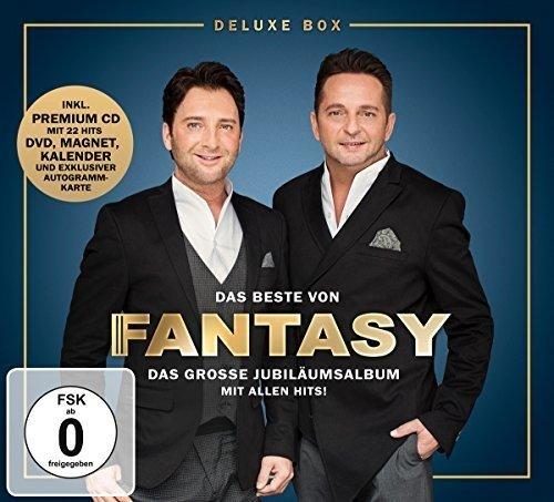 Preisvergleich Produktbild Das Große Jubiläumsalbum (Fanbox inkl. DVD, Magnet, Kalender & Autogrammkarte)