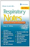 Respiratory Notes 2e Respiratory Therapist's Pocket Guide (Davis's Notes)