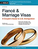 """The book that's helped thousands of couples around the worldsize=""""4""""> You're engaged or married to a U.S. citizen or permanent resident, and all you want is the right to be together in the United States. Should be simple, right? It's not. The pile..."""