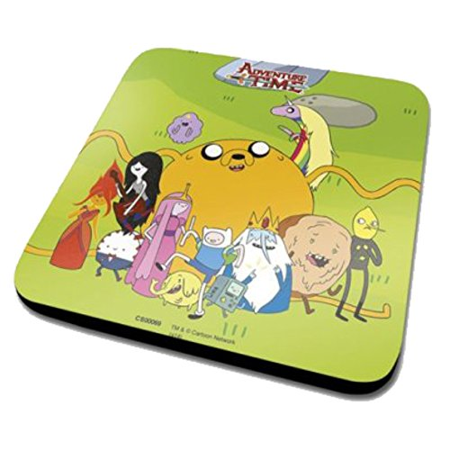 Adventure Time Group Untersetzer Fuze-serie
