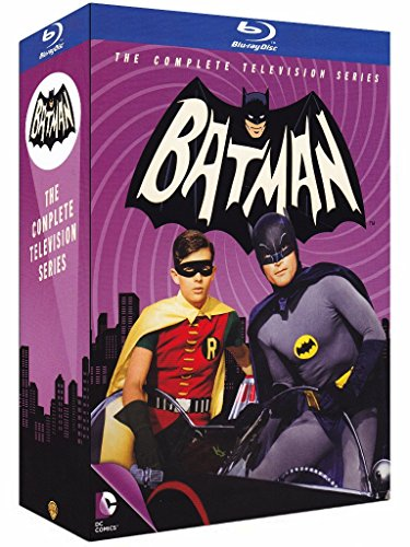 Batman: Serie Tv Completa (1966-'68)  (13 Blu-Ray)