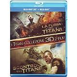 I Titani - Collezione 3D - La furia dei Titani + Scontro tra Titani(3D+2D) [Italia] [Blu-ray]