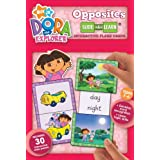 Dora The Explorer Opposites Slide & Learn