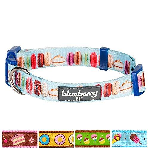 blueberry-pet-collier-chien-macarons-avec-couleurs-printanieres-pastel-1cm-petit-modele-xs-polyester