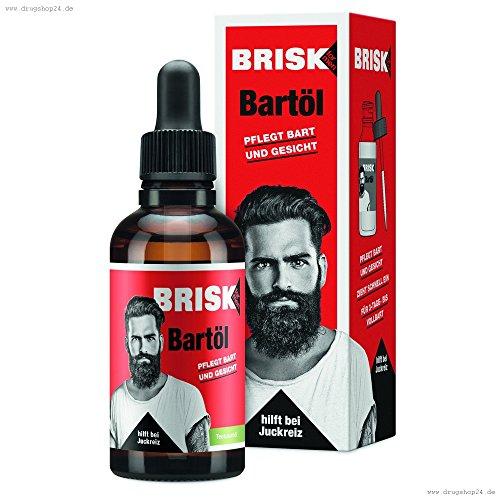Brisk Bartöl