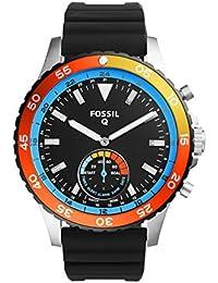 Fossil Q Herren Hybrid Smartwatch FTW1124