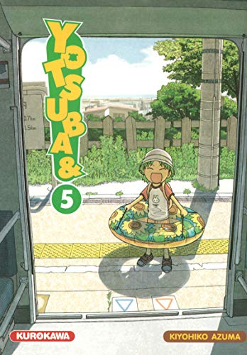 Yotsuba Vol.5 par AZUMA Kiyohiko