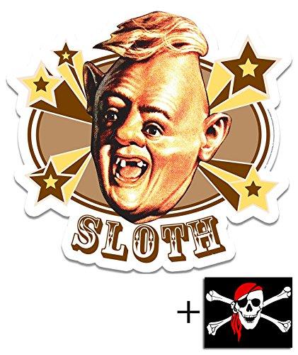 Fan Pack - Die Goonies Sloth Hey You Guys Effekt 3D Pop Out Karton Wall Art - mit 25cm x 20cm foto (Sloth Goonies Den Aus)