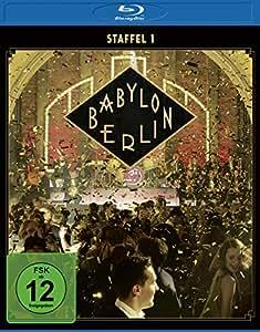 Babylon Berlin - Staffel 1: Amazon.co.uk: DVD & Blu-ray  Babylon Berlin ...