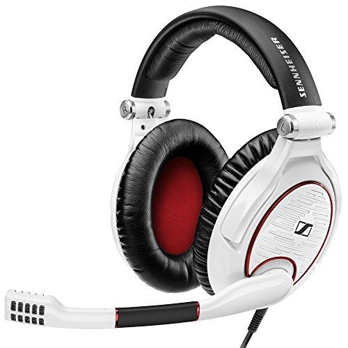 Sennheiser Game Zero Gaming-Headset (professionell, geräuschabschirmend) weiß