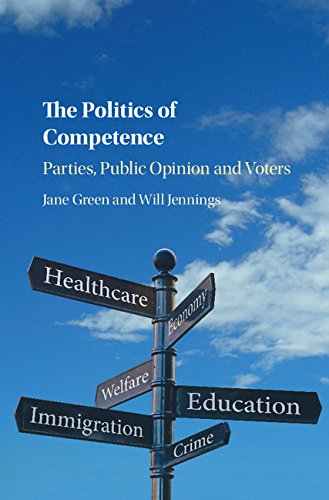 The Politics of Competence: Parties, Public Opinion and Voters thumbnail