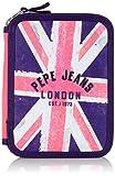 Pepe Jeans 6029251 - Gehäuse, Farbe mehrfarbig (Blau / Rosa), 21 cm