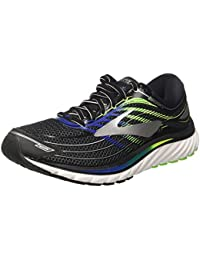 Brooks Glycerin 15, Chaussures de Running Homme, Silver/Black/Nightlife