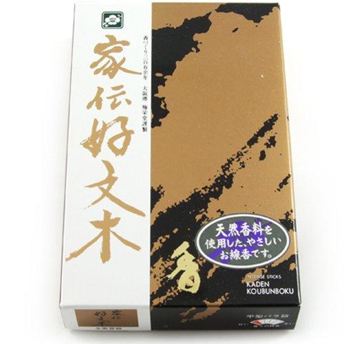 Baieido Kobunboku - Bastoncini di incenso giapponese