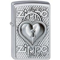 Zippo 2002732 Lighter #200 Heart Forever