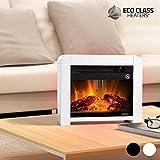 Estufa Eléctrica de Mica Eco Class Heaters EF 1200W - Blanco