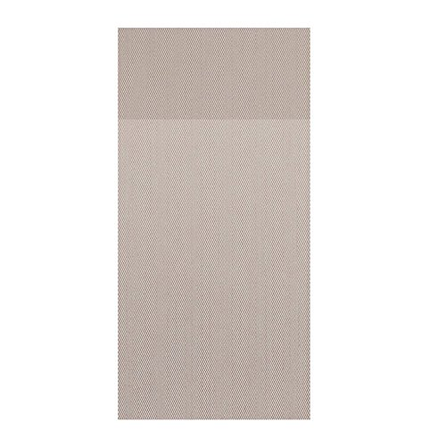 Garcia de Pou 720Einheit Känguru wie Leinen Servietten 70gsm in Box, 40x 40cm, Papier, Schokolade, 30x 30x 30cm (Bettwäsche Wie Einweg-servietten)