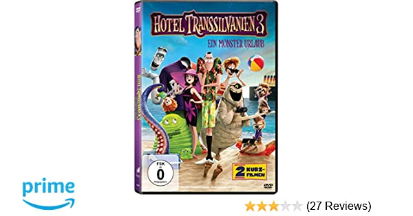 Hotel Transsilvanien 3 - Ein Monster Urlaub: Amazon.de: Selena Gomez ...