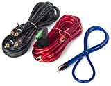 Car-Hifi Cable Set for Amplifier Verstärker Power Anschlusskit