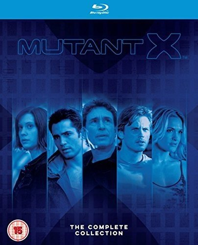 Mutant X - The Complete Collection [Blu-ray] [ALL REGIONS] [UK Import] (Dark Shadows-season 1)