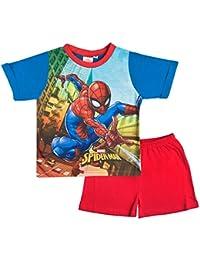ff2b7e5b5cf6 Amazon.co.uk  Spiderman - Sleepwear   Robes   Boys  Clothing