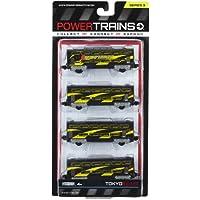 Power Train 4-Car Pack - Tokyo bullet