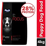 Drools Focus Puppy Super Dog Food, 4kg