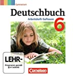 Deutschbuch 6. Schuljahr. Übungs-CD-R...
