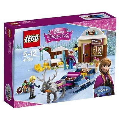 LEGO - Aventura en trineo de Anna y Kristoff, multicolor (41066) de LEGO
