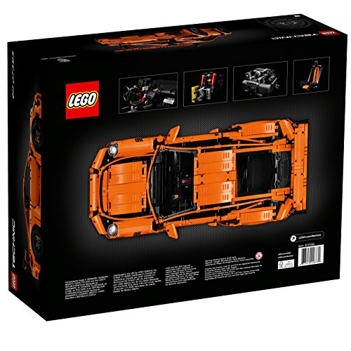 LEGO 42056 Technic Porsche 911 GT3 RS Building Set