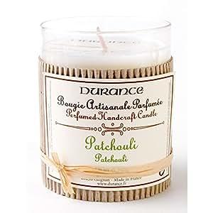 Bougie parfumée Patchouli DURANCE