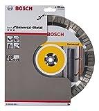 Bosch Pro Diamanttrennscheibe Best for Universal and Metal zum Schneiden von Metall (Ø 230 mm)