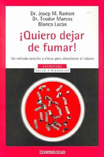 Quiero Dejar De Fumar!/I want to Stop Smoking!