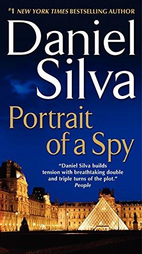 Portrait of a Spy (Gabriel Allon Novel #11) by Daniel Silva