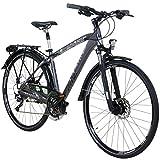Whistle 28 Zoll Trekkingrad Crossrad Herrenrad 30 Gang 49 cm, Rahmengrösse:49 cm