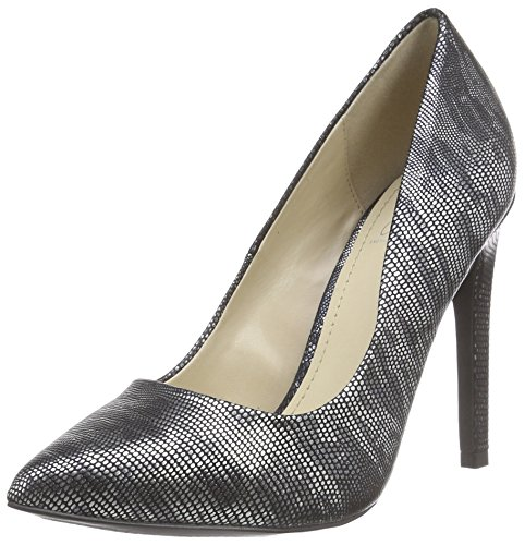 Another Pair of Shoes Paris K, Escarpins femme Argent (pewter102)