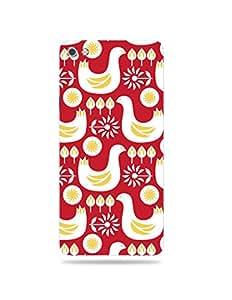alDivo Premium Quality Printed Mobile Back Cover For Micromax Canvas Silver 5 Q450 / Micromax Canvas Silver 5 Q450 Printed Mobile Case (KT193-3D-M13-MCS5Q450)