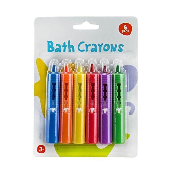 Sabar U-80857 Wax Crayons, Colorful