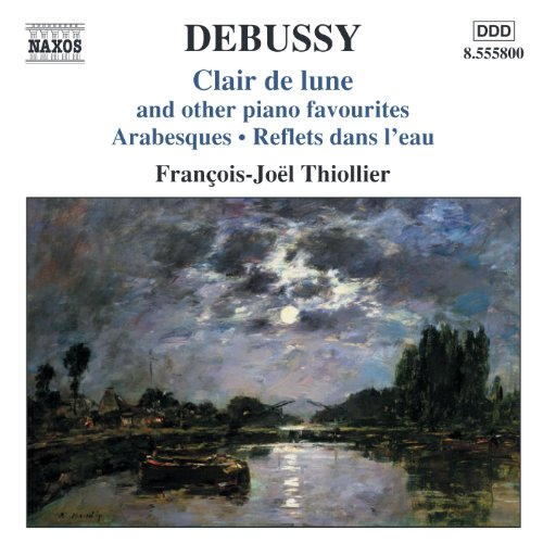 Debussy: Clair de lune and Oth...