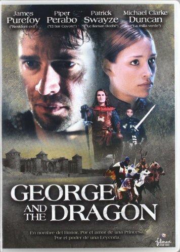 George Y El Dragon (Import Dvd) (2005) Varios