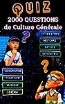 Le Grand Quiz de Culture G�n�rale: Te...
