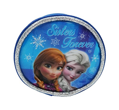 Disney Porte-monnaie, bleu (Bleu) - FROZEN004015