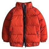 Berrose-Kind Lange Ärmel Stehkragen Einfarbig Plus SAMT Verdicken Warm halten Winter Daunenjacke Baumwollkleidung Mantel-Kleider Kinder Neugeborene Kleidung Sale Babykleidung Junge babysachen kaufen