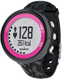 Suunto M4 Womens Heart Rate Monitor - Black/Pink
