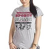 T-Shirt Ritorno al Futuro - Almanacco dello Sport - Film by Eighteen - Donna-M-Grigio