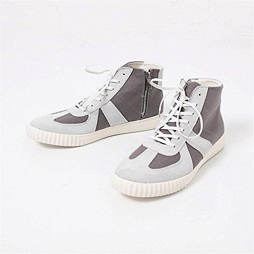 gli uomini sono le scarpe sportive indossato scarpe casual scarpe sportive ad uomini gray