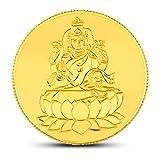 CaratLane 31.1 grams 24K Yellow Gold Lak...